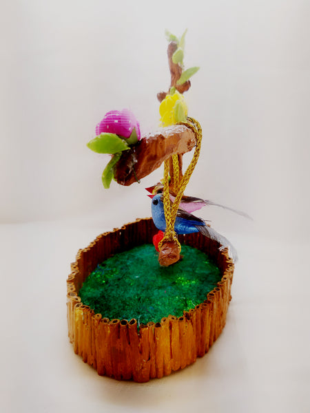 Miniature - Love Birds - Ahaeli