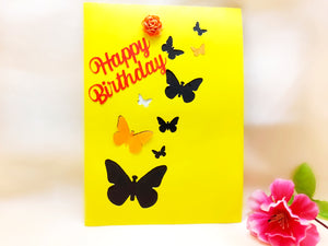 Greeting Card - Pop Up