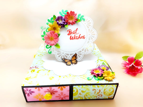 Greeting Card - Box Easel