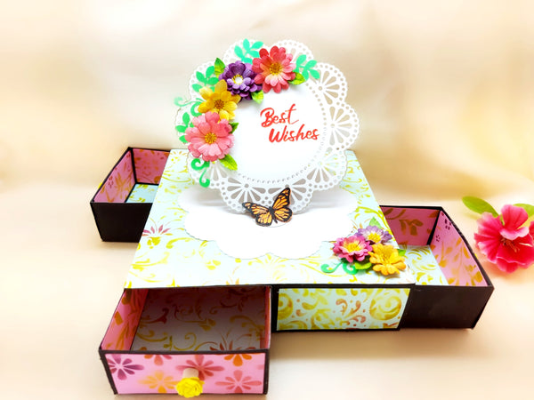 Greeting Card - Box Easel - Ahaeli