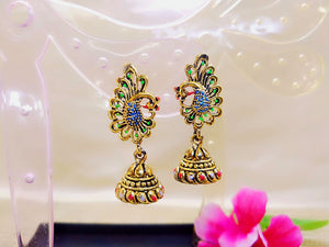 Earrings - Mayur - Ahaeli