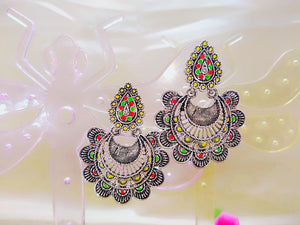 Earrings - Tradional Mithila Stlyle Jhumka - Ahaeli