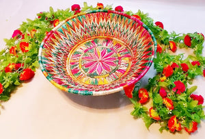 Sikki Grass Decorative Basket