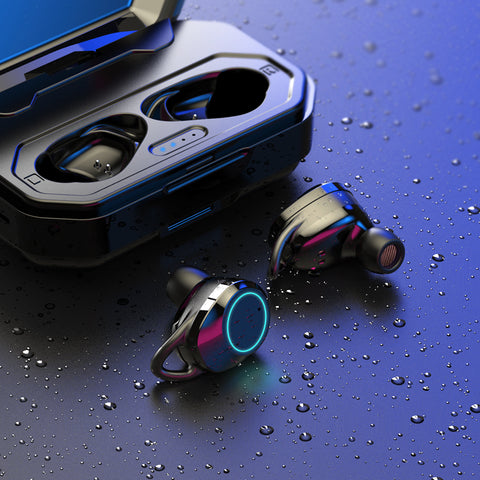 1ad01f63c56 A single earbud with a charging case can provide up to 40 hours of music  playback per. The talk time is about 40 hours and the standby ...