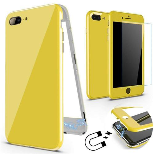 Magnetic Adsorption Case For iPhone - oblevs