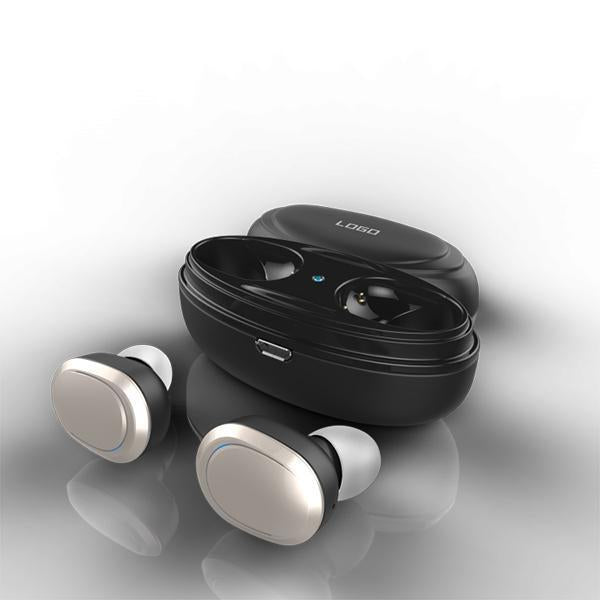 True Wireless Stereo Bluetooth Earbuds with Charging Box - oblevs