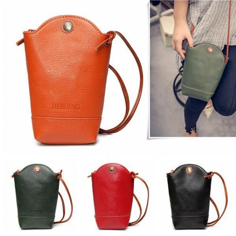 Women Messenger Bags Slim Crossbody Shoulder Bags Handbag - oblevs