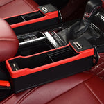 USB Car Organizer Seat Crevice Storage Bag - oblevs