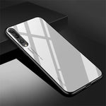 Gradient Tempered Glass Phone Case For Huawei - oblevs