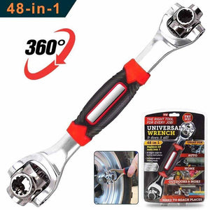 48-In-1 Tiger Wrench Universal Wrench - oblevs