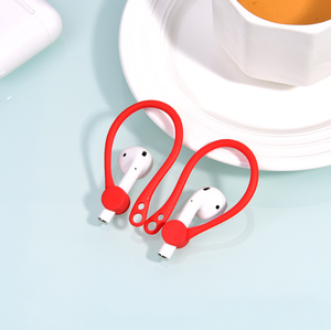 Airpods protects silicone ear hooks - oblevs