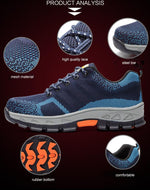 PROTECTION SHOES- INDESTRUCTIBLE BULLETPROOF ULTRA-X - oblevs