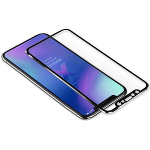 Tempered Glass Full Screen Protector 3D Aluminum Alloy Protective Glass For iPhone - oblevs