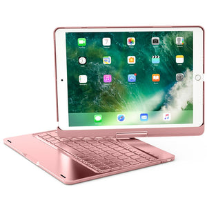 Case with 360 Rotatable Keyboard Case For iPad Pro 10.5 - oblevs