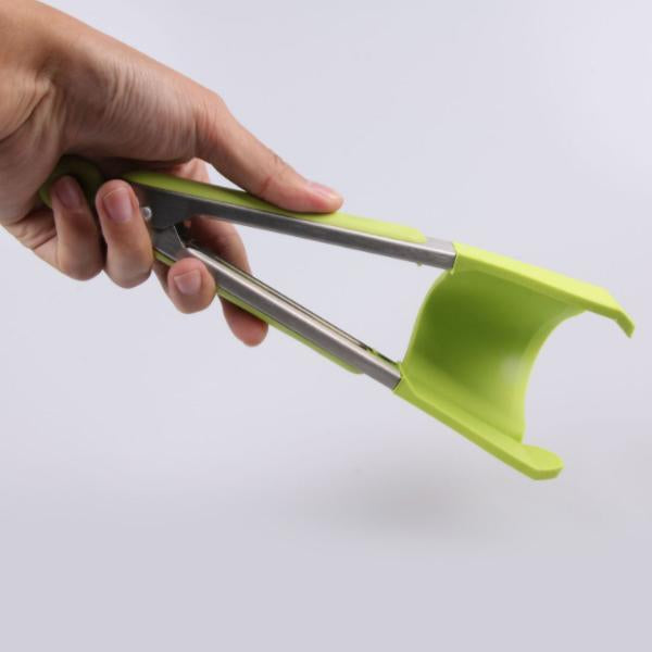 Amazing 2-in-1 Spatula and Tongs - oblevs