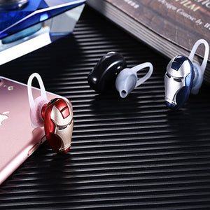 Iron Man Sports Bluetooth Headset - oblevs