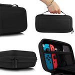 Carry Case Compatible With Nintendo Switch Protective Hard Portable Travel Carry Case Shell - oblevs