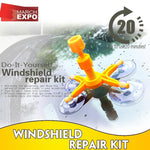 CAR GLASS REPAIR KIT - oblevs