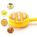 Multi-functional Electric Frying Pan - oblevs