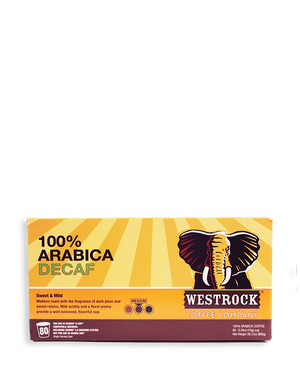100% Arabica Decaffeinated