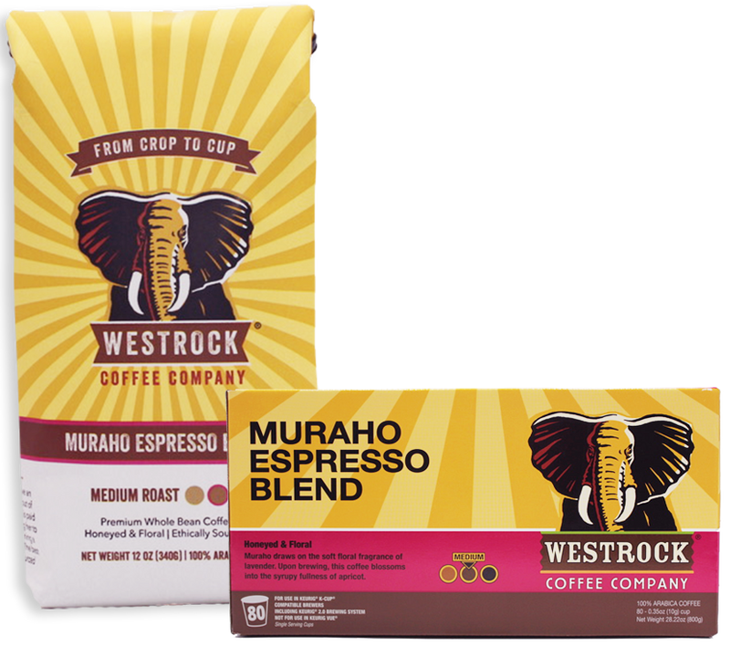 Muraho Espresso Blend Medium Roast