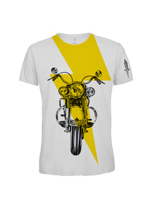Lightening Motorbike T-Shirt
