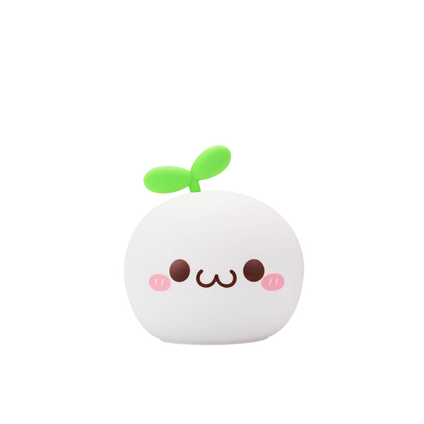 Budding Pop Cute Funny Face With Grass Light  (Rechargeable)