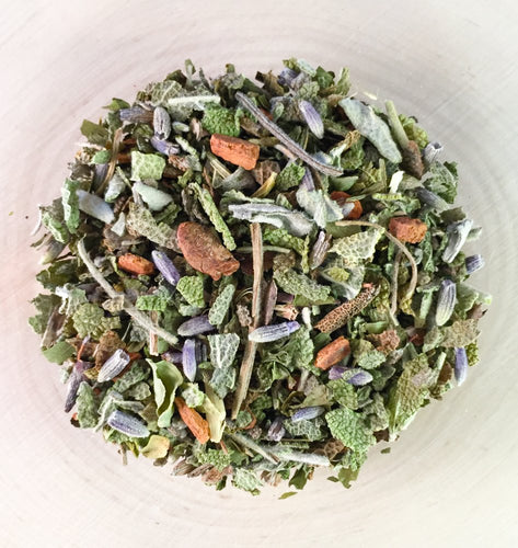 1 Ounce High Desert Sage Tea.O.Graphy Tea