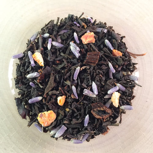 1 Ounce Lavender Grey Tea.O.Graphy Tea