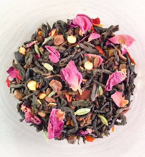 2 Ounce Sandia Rose Tea.O.Graphy Tea