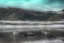 Load image into Gallery viewer, Mist Over Loch Linnhe