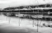 Load image into Gallery viewer, Yachts on Loch Linnhe