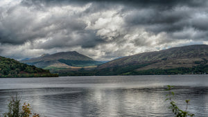 Storm Over The Loch