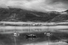 Load image into Gallery viewer, Morning Mist on Loch Linnhe