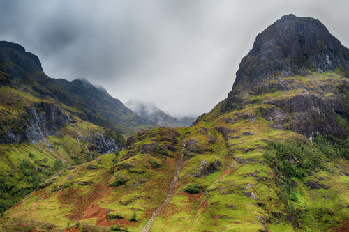 Between Two Sisters - Glencoe