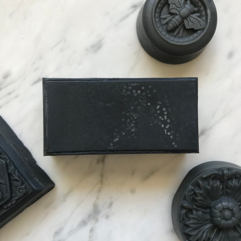 LARGE BATH BAR | BLACK CHARCOAL