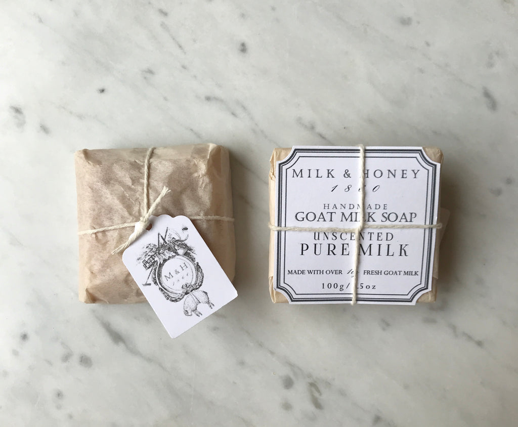 BEE SOAP | PURE MILK