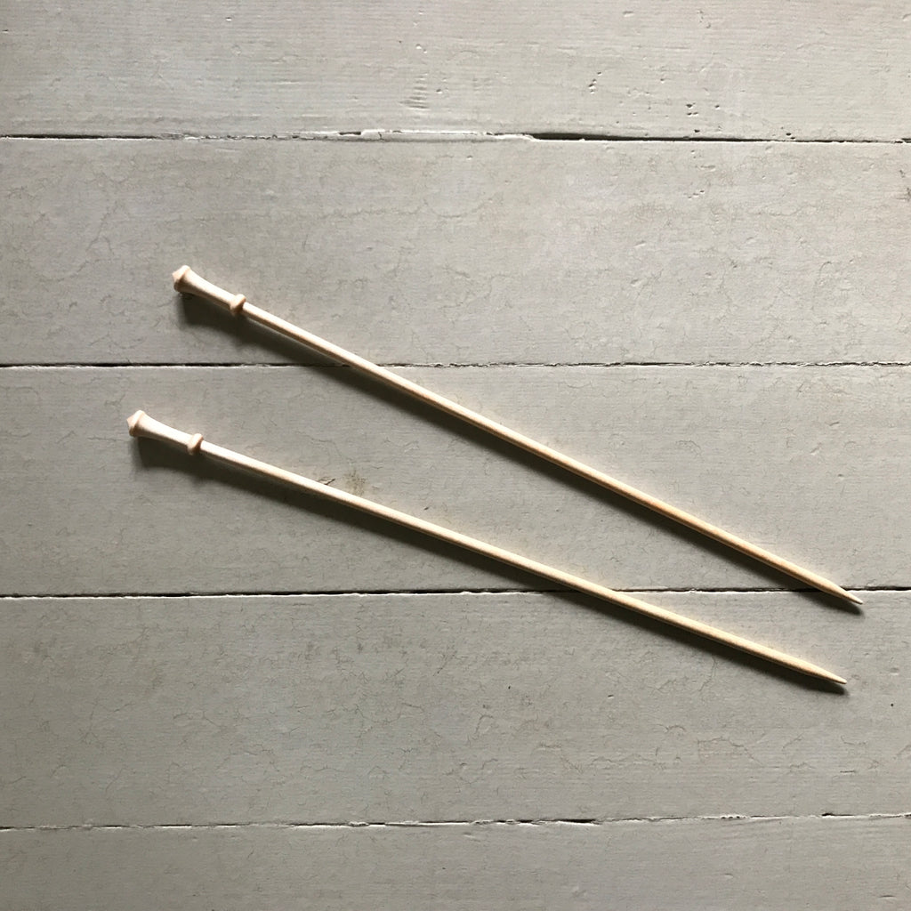 Birch Knitting Needles