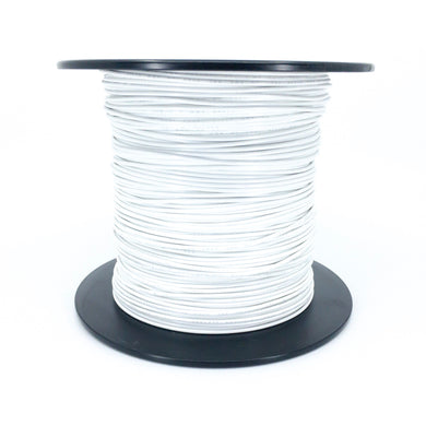 18AWG Wire - White