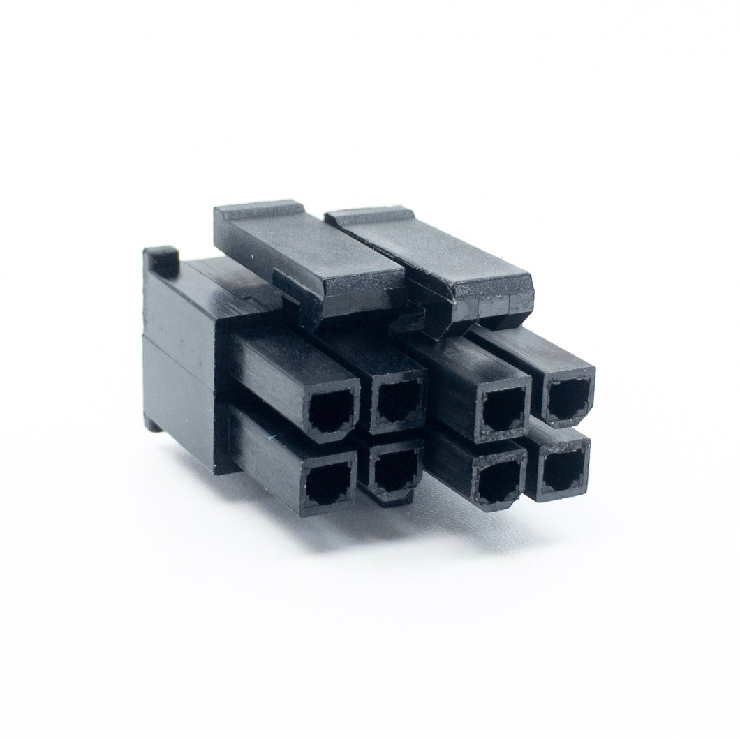 8pin (4+4) EPS Female Connector