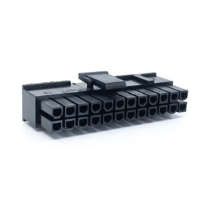 24pin (20+4) ATX Female Connector