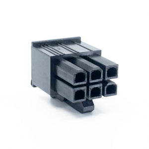 6pin AUX Female Connector
