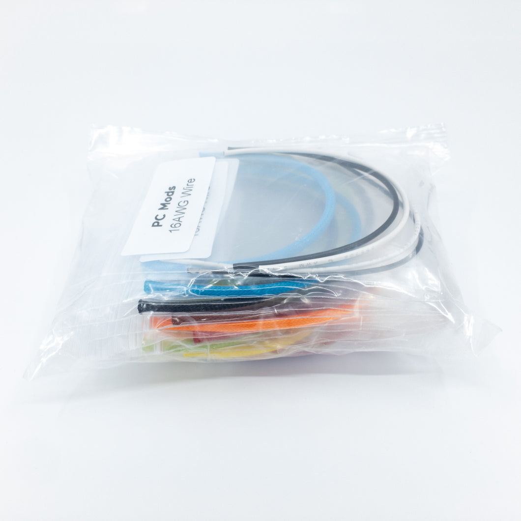 PC Mods Cable Sleeve and Wire Sample Pack