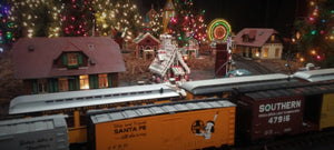 The Holiday Trains of Jim York