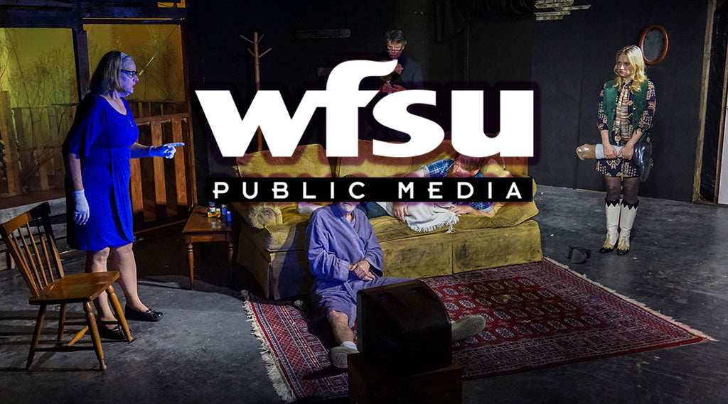 ON WFSU-FM: Wakulla Theatre's Local Roots Run Deep