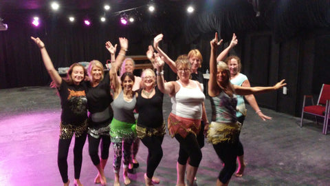 Belly Dancing Workshops