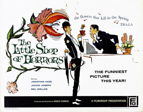 Little Shop of Horrors (1960)