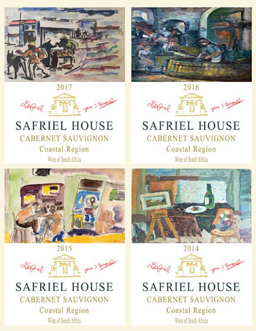 Safriel House Labels