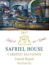 Load image into Gallery viewer, Safriel House Cabernet Sauvignon 2017