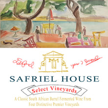 Load image into Gallery viewer, Safriel House Select Vineyards